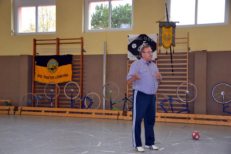 Radball Club Liemehna Header